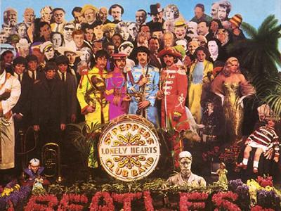 Cornerstone: Sgt. Pepper revisited