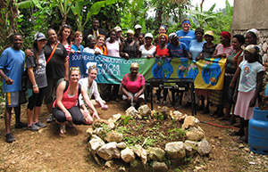 SCC students, faculty participate in global education trip to Haiti