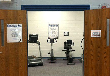 The Wellness Corner: The Wellness Center