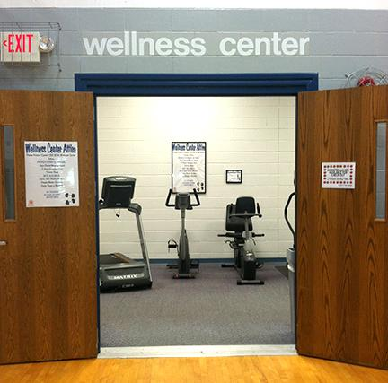 The Wellness Corner: The Wellness Center