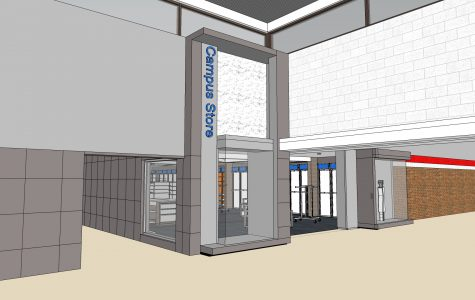 New campus bookstore coming to Lincoln campus for January