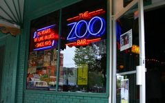 Shawn Holt impresses at the Zoo Bar
