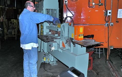 Welding students get new equipment