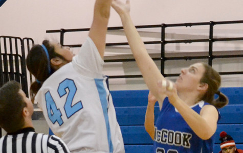 Lady Storm Outplayed by McCook