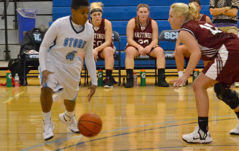 Strong Second Half Not Enough For Lady Storm