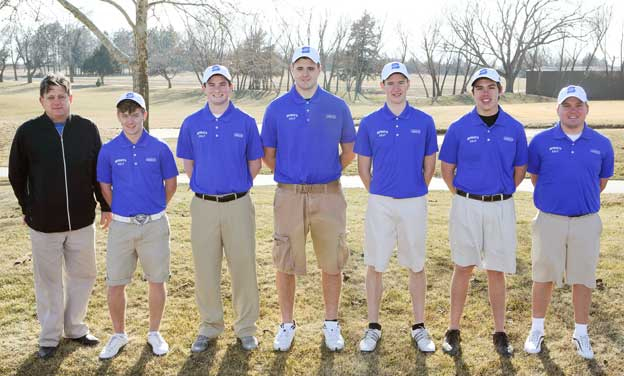 SCC golf team finishes seventh at national tournament