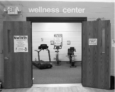 Wellness Center offers on-campus gym, recreation