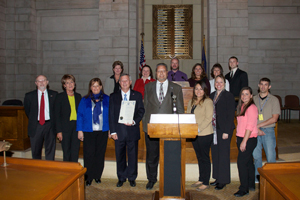 Governor signs Careers In Energy Week proclamation