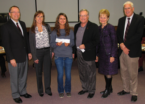 More than $16,000 from golf tourney presented to SCC for scholarships