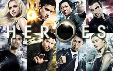 TV with Nic: Heroes