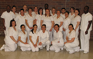 SCC's Lincoln Practical Nursing program celebrates 100th graduating class