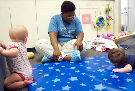 SCC's Child Development Center earns national accreditation