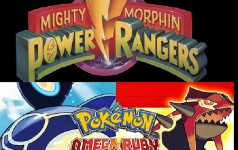 Mighty Morphin Power Rangers Reboot and Pokemon Remakes
