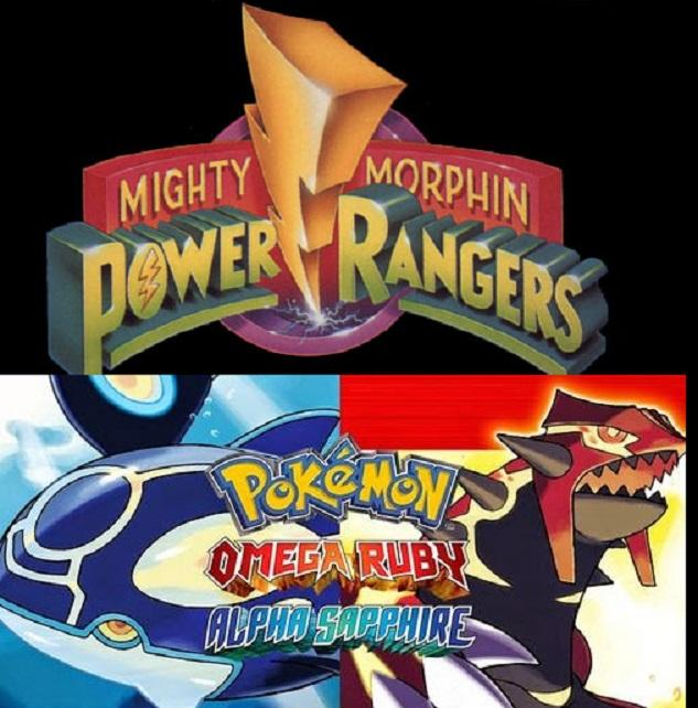 Mighty+Morphin+Power+Rangers+Reboot+and+Pokemon+Remakes