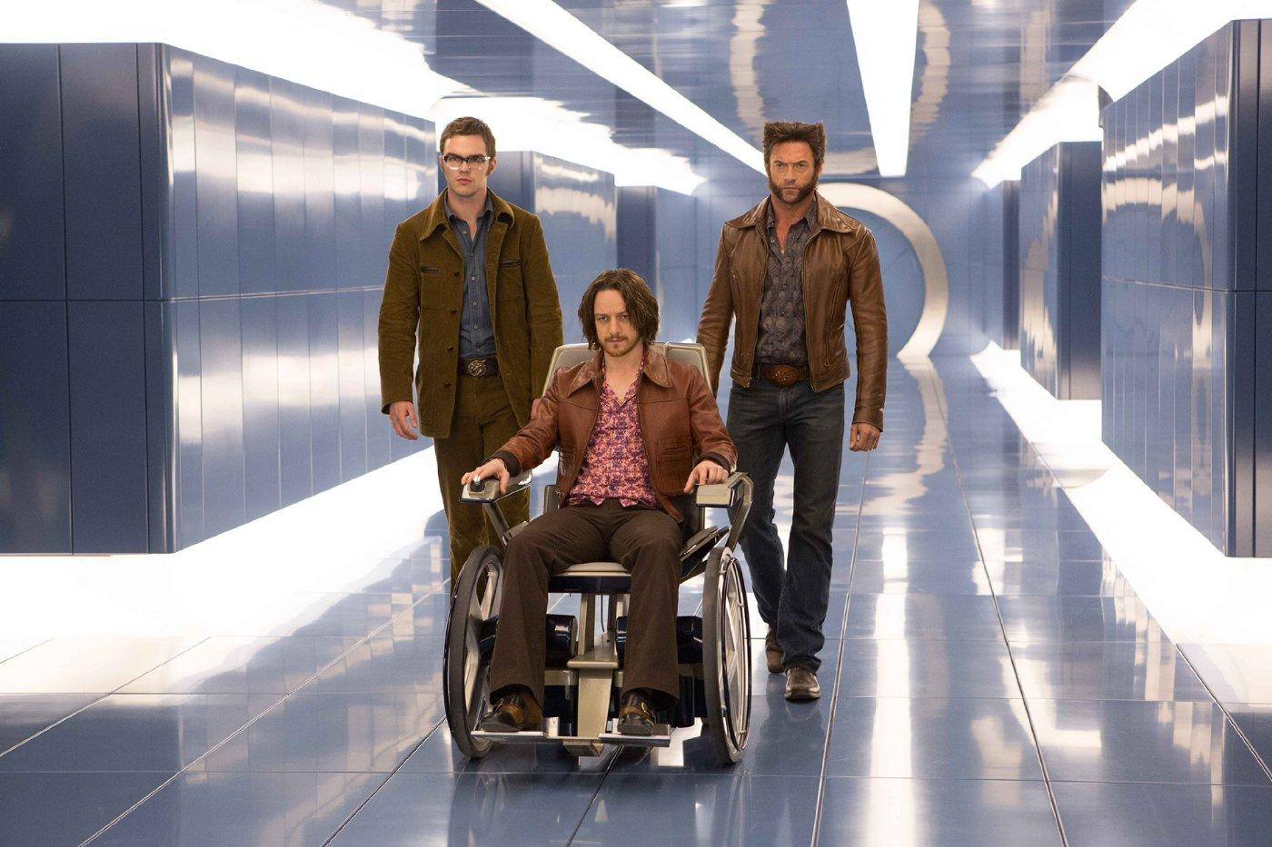 X-Men: Days of Future Past Promo Picture From imdb.com