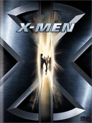 Original Box Art for X-Men (2000).