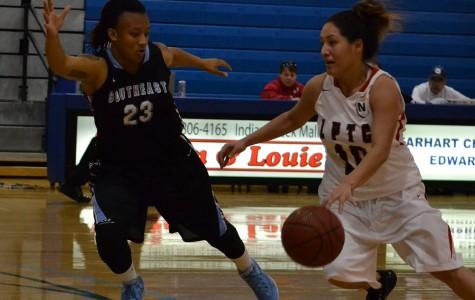 Kenae Merritt great defense