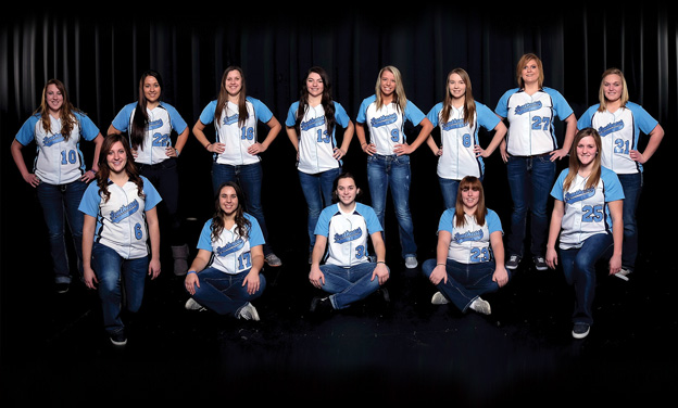 Storm Softball Begins with Excitement and Optimism