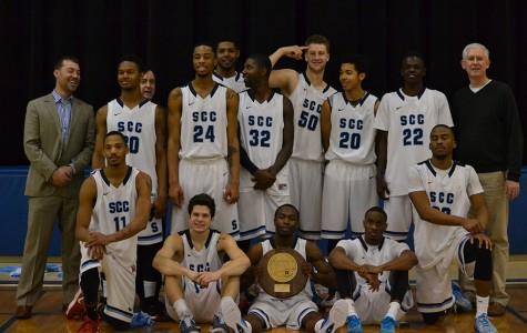 Storm Men Win Regional Championship