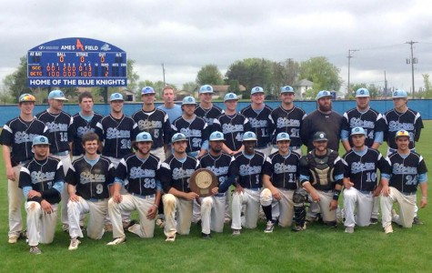 Storm baseball takes Region IX championship