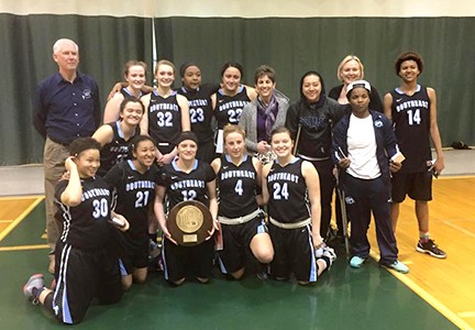 Lady Storm Wins Region Championship