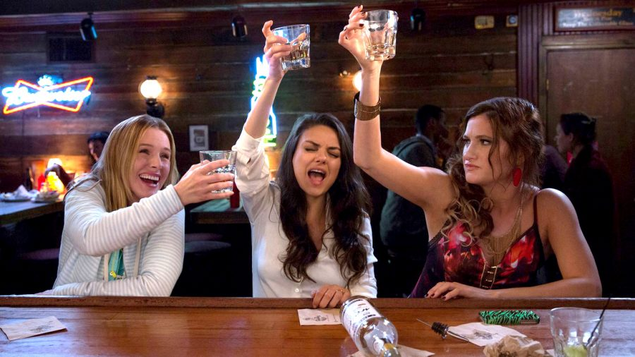 Starring+in+%22Bad+Moms%22+are%2C+from+left%2C+Kristen+Bell+as+Kiki%2C+Mila+Kunis+as+Amy+and+Kathryn+Hahn+as+Carla.