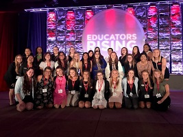 Students from The Career Academy place in top 10 at national competition
