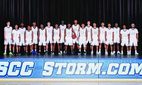 Storm basketball to field many new faces
