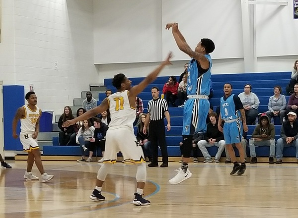 The Highland Scotties Defeat the Storm 94- 68 in Holiday Classic