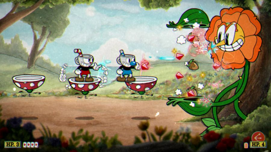 "Cartoon chaos with ""Cuphead"""