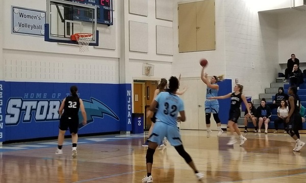 Improving Lady Storm comes close to win over Des Moines