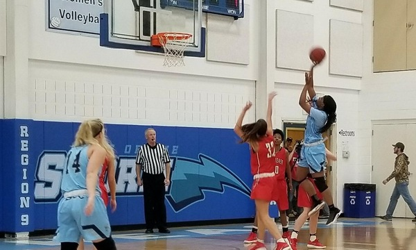 Northeast Lady Hawks soar with victory over Lady Storm 70-60