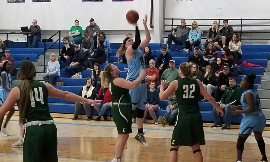 Lady Storm capture NCCAC Championship with victory over Central