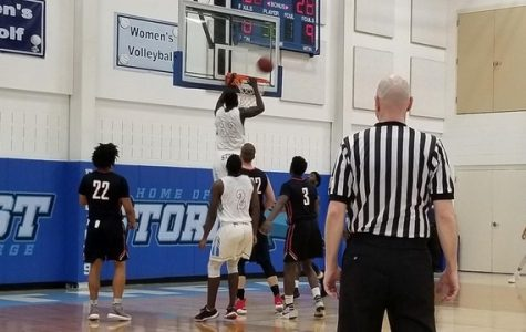Storm defeat the Northeast Community College Hawks 85-62