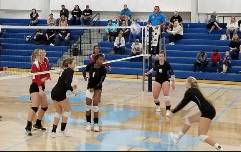 Lady Storm Lose to Labette in Four Sets