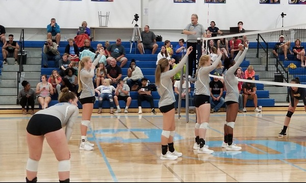 Storm Volleyball Falls to Ottawa JV and Marshalltown in SCC Triangular