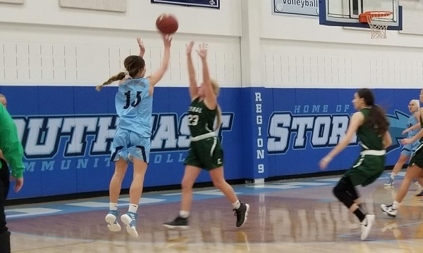 Storm Lose to CCC Raiders 66-55